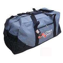 Jumbo Travel Kit Bag Grey