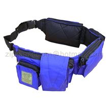 Travel Utility Belt Blue