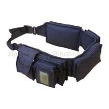 Utility Belt Black Nylon