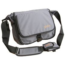 Travel Shoulder Bag Grey