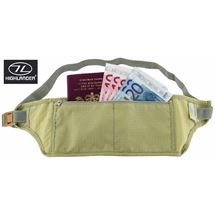 Travel Money Belt Single