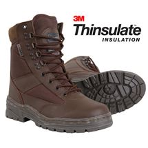 Combat Patrol Boots Brown