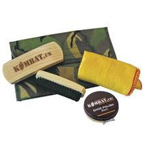 Combat Boot Care Kit