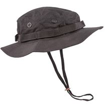 Combat Bush Hat Black