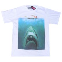 Jaws Film T-shirt