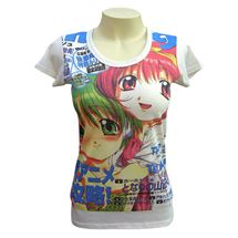 Anime Manga T-shirt TEST